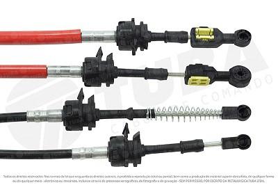 Cabo seletor Ecosport 2.0 4x4 10/12 (engate e selecao-1172mm) 8927