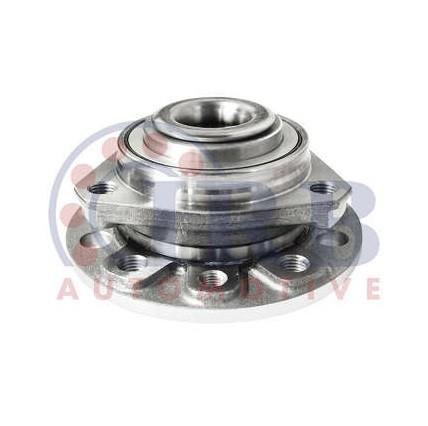 Cubo roda dianteira Astra, Vectra e Zafira (freio a disco s/abs) -> IR18512