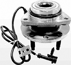 Cubo roda dianteira S10 4x4 e Blazer 4x4 1996 ate 2004 com abs-IR18907