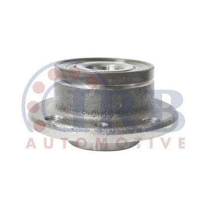 Cubo roda traseira Fiat Doblo, Fiorino, Strada (com abs) ->IR18620