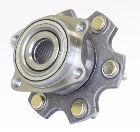 Cubo roda traseira Pajero Full 3.2/3.5 2007/...em diante (sem abs)-IR18535