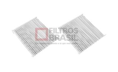 FILTRO CABINE C3, C4, DS3 E PEUGEOT 208, 2008 -> FB1146