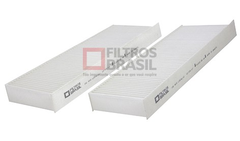 FILTRO CABINE C4, DS5, PARTNER, PEUGEOT 3008 -> FB406