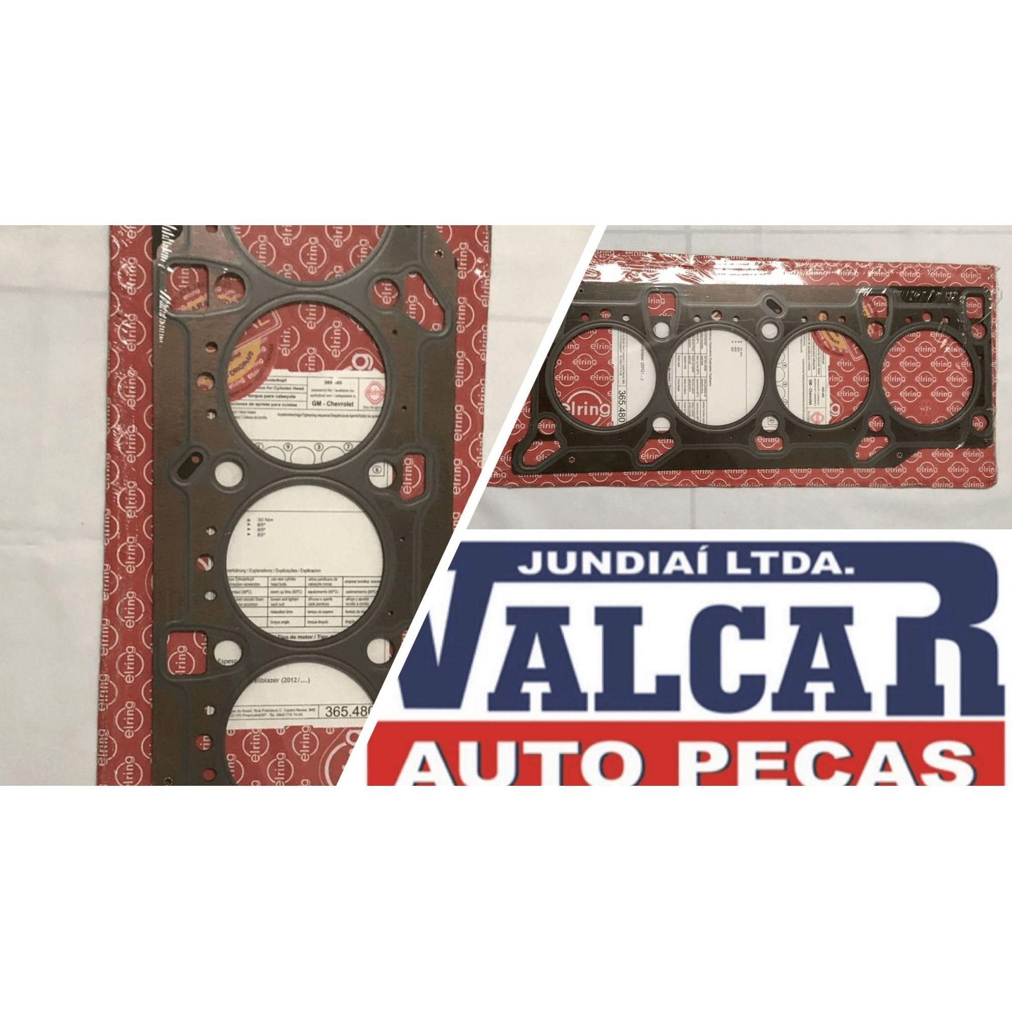 JUNTA DO CABECOTE S10,TRAILBLAZER 2.8 16V->365480