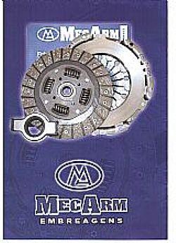KIT DE EMBREAGEM CLASSE A 160 CAMBIO MECANICO->MK9923