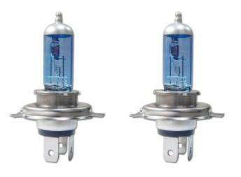 Lampada farol Biodo H-4 60/55W 12V Cristal White (par)    10512