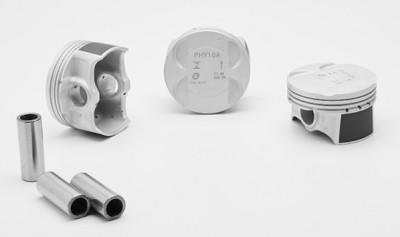 Pistao Hyundai/Kia motor 1.0 12V 3-cil HB20 e Picanto 10/...PHY10A/0,50 (jogo)