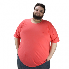 Camiseta Líria Coral