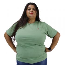 Camiseta Líria Verde Menta