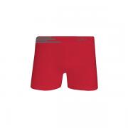 Cueca Boxer Microfibra Vermelha