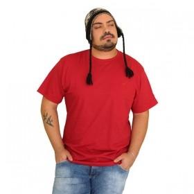 KIT 3 Camisetas ( Preta, Branca e Vermelha)