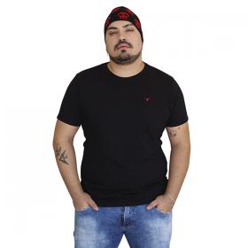 KIT 3 Camisetas ( Preta, Branca e Cinza)