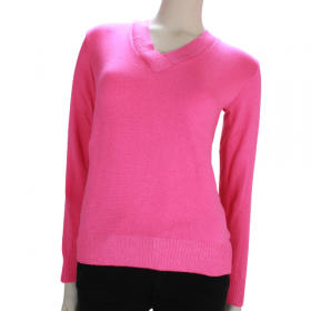 Tricot Gola V Pink