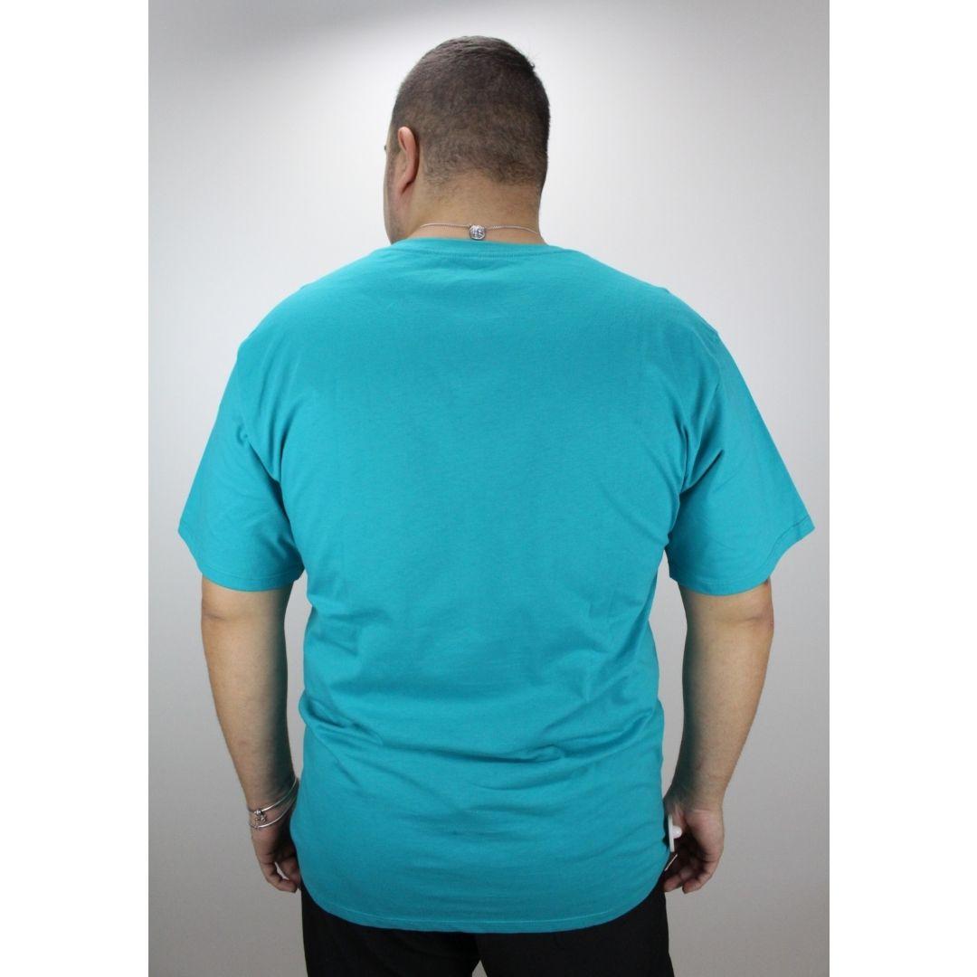 Camiseta Fightin Ring Verde Água