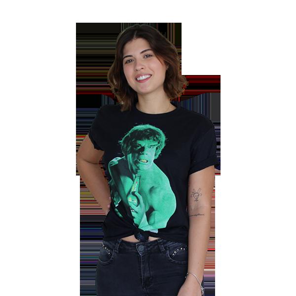 Camiseta Hulk Heineken