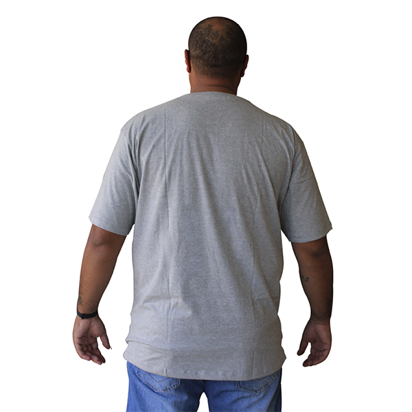 Camiseta Líria Cinza Escuro