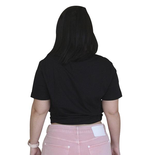 Camiseta Líria Preta