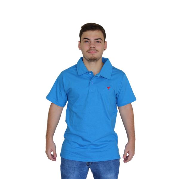 Gola Polo Líria Azul Claro
