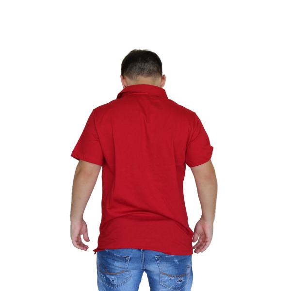 Gola Polo Líria Vermelha