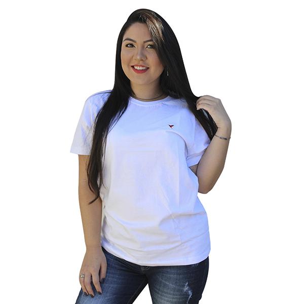 KIT 3 Camisetas ( Preta, Branca e Azul Marinho)