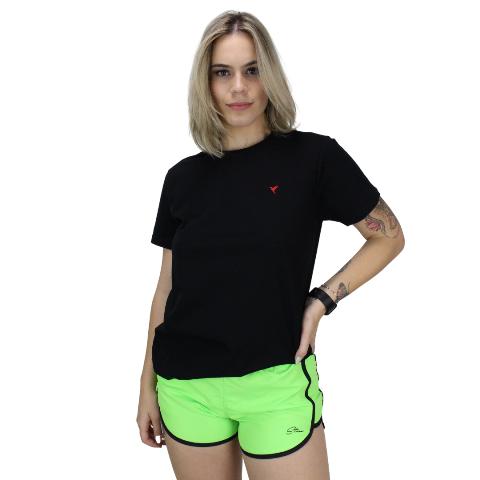 Shorts Tactel Colors Verde Lima