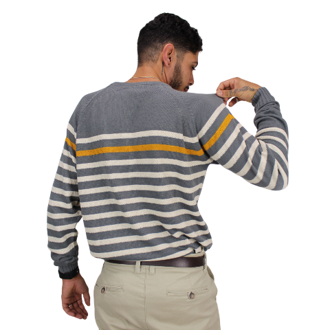 Suéter de Tricot Listras