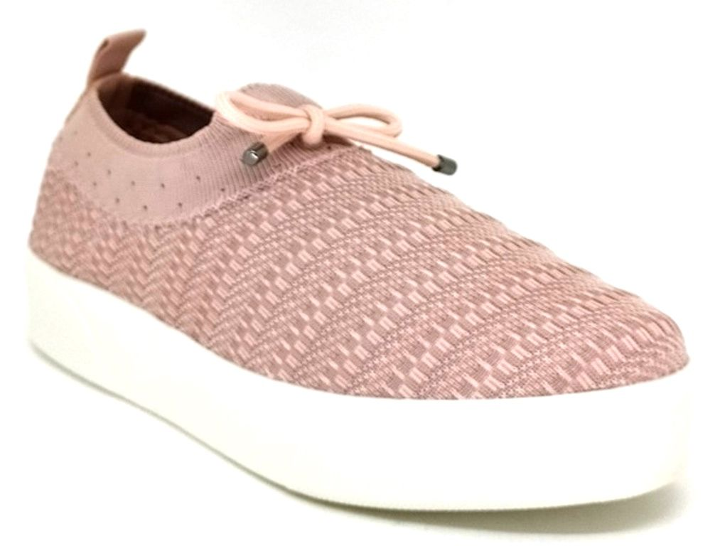 Tênis Feminino Casual Red Sun 214710372 Rose