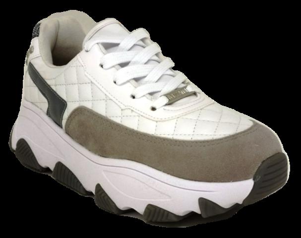 Tênis Feminino Chunky Sneaker Vizzano 1343.102 Cinza
