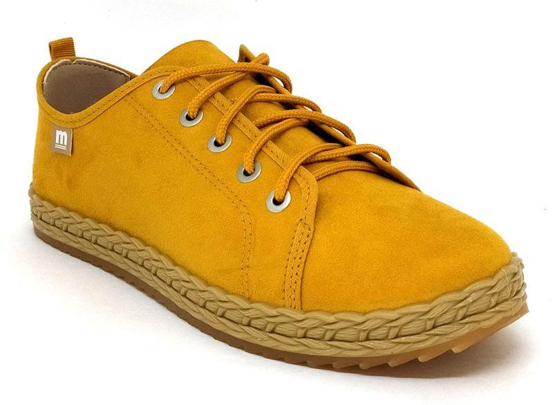 Tênis Feminino Moleca 5696.103 Amarelo