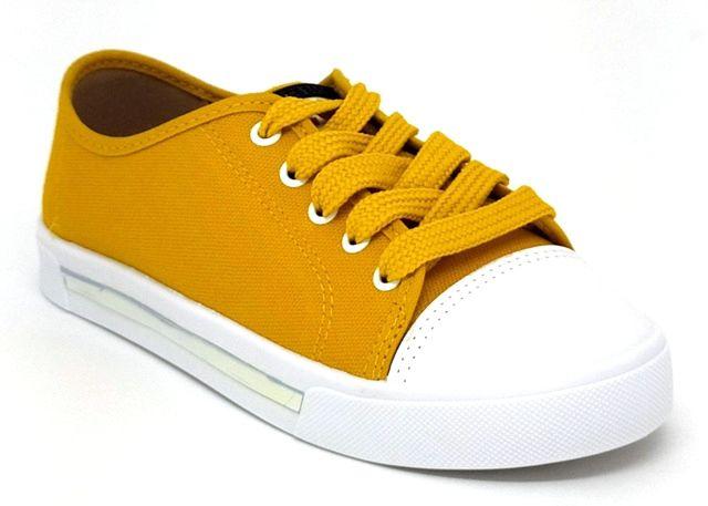 Tênis Infantil Feminino Molekinha 2524.316 Amarelo