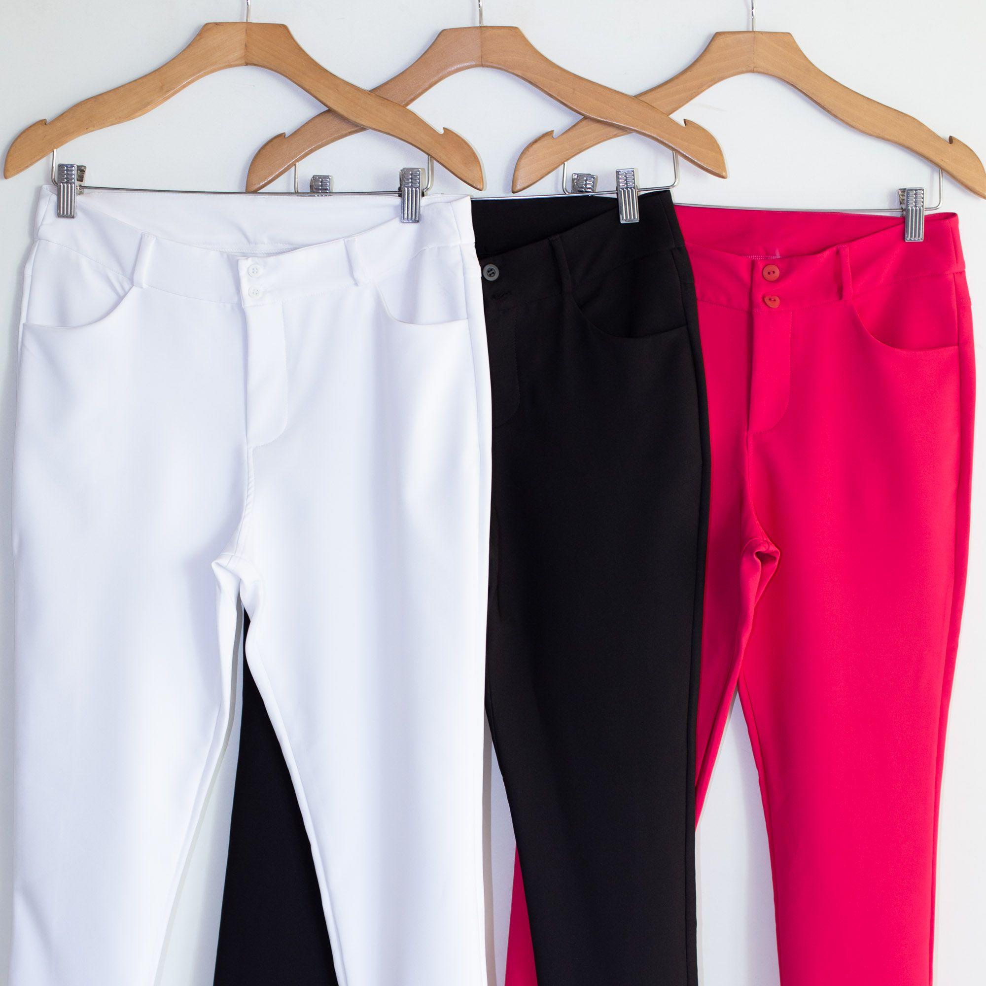 calça skiny color