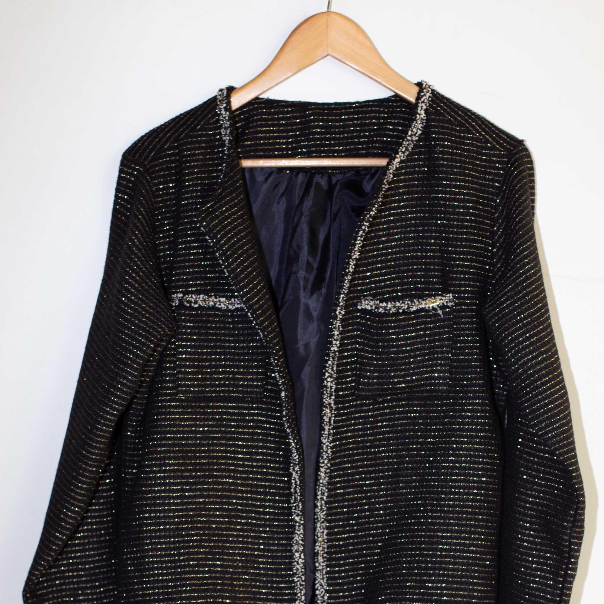 casaqueto tweed
