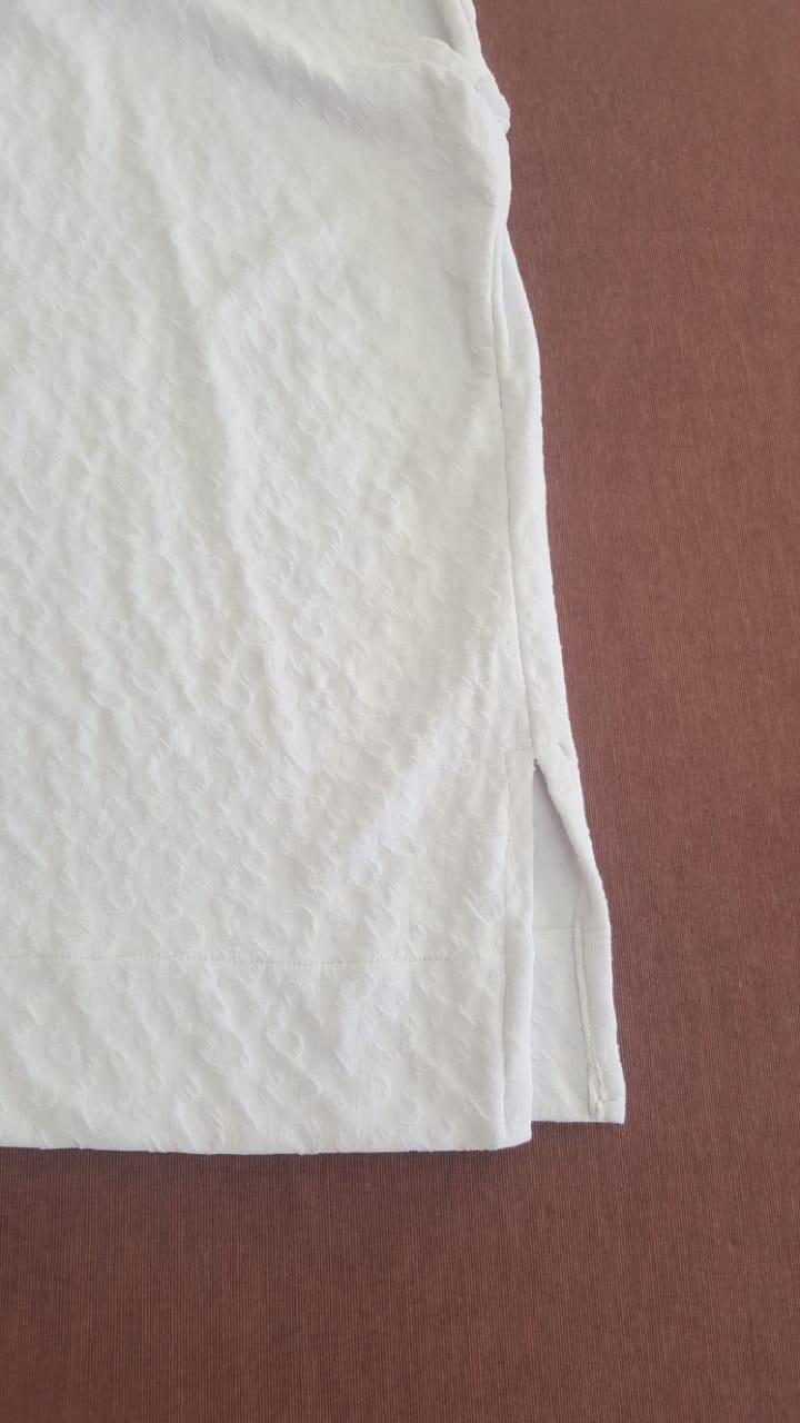 Blusa Decote V Márcia