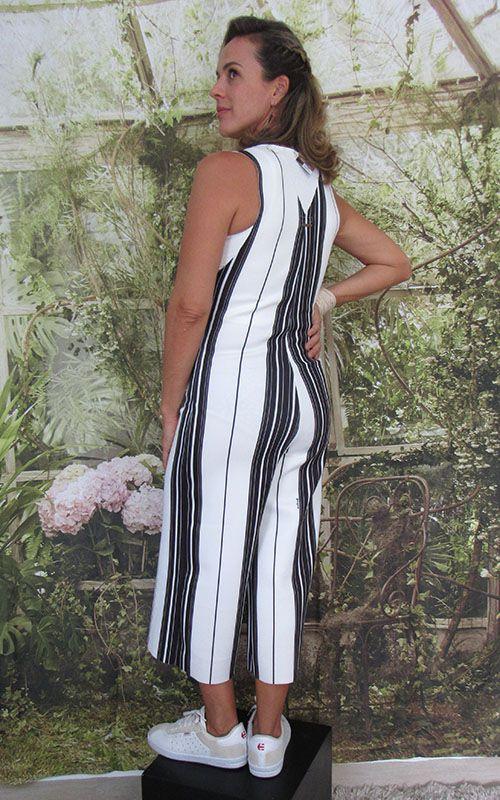 Jardineira Neoprene Alessandra