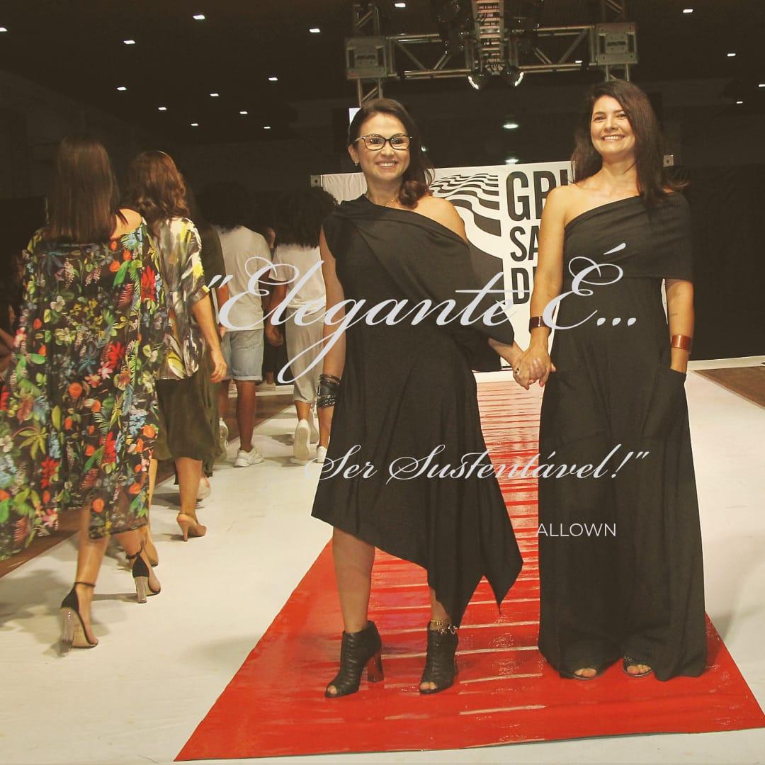 Vestido Dani Longo - Tecido Sustentável