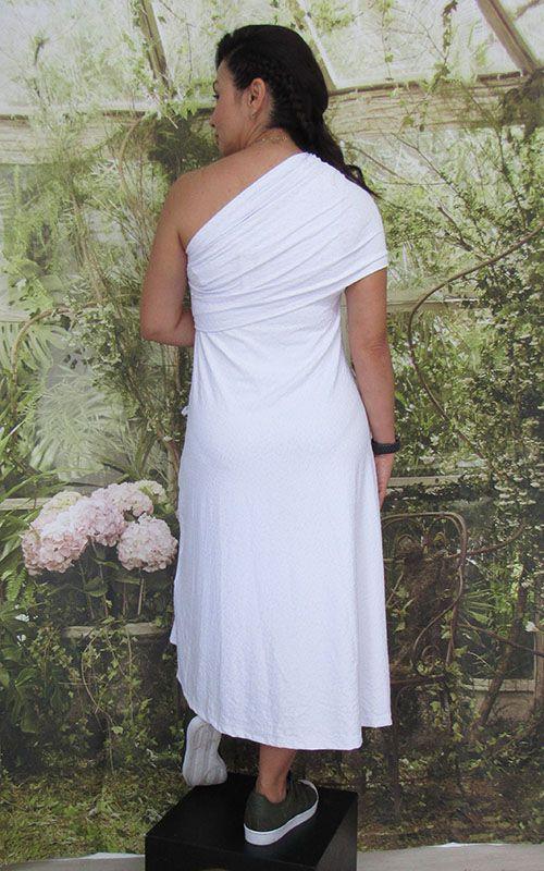 Vestido Onça Dani Branco