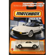 1984 Toyota MR2