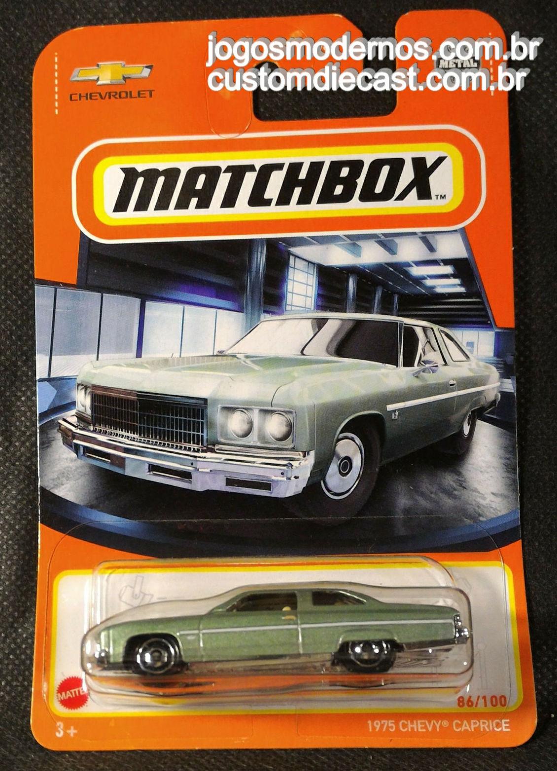 1975 Chevy Caprice