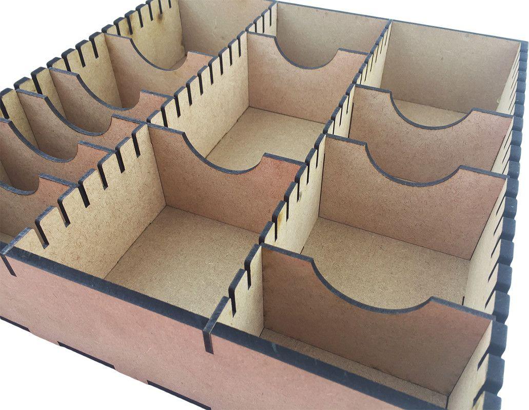 """Caixa organizadora """"Big Box"""" para Card Games (Genérico)"""