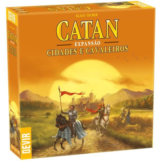 Catan Cidades e Cavaleiros - EXPANSÃO