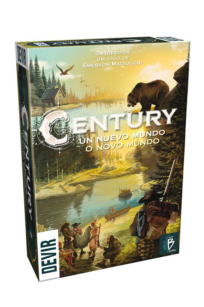 Century - Um Novo Mundo