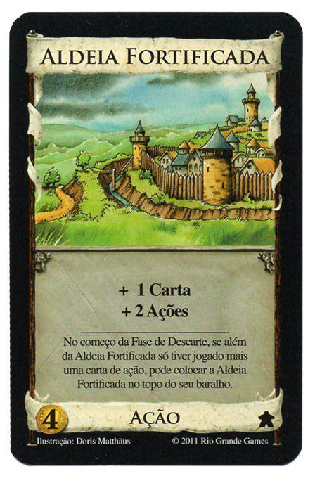 Dominion - Aldeia Fortificada [promo]