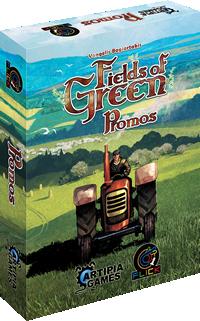 Fields of Green: Promos