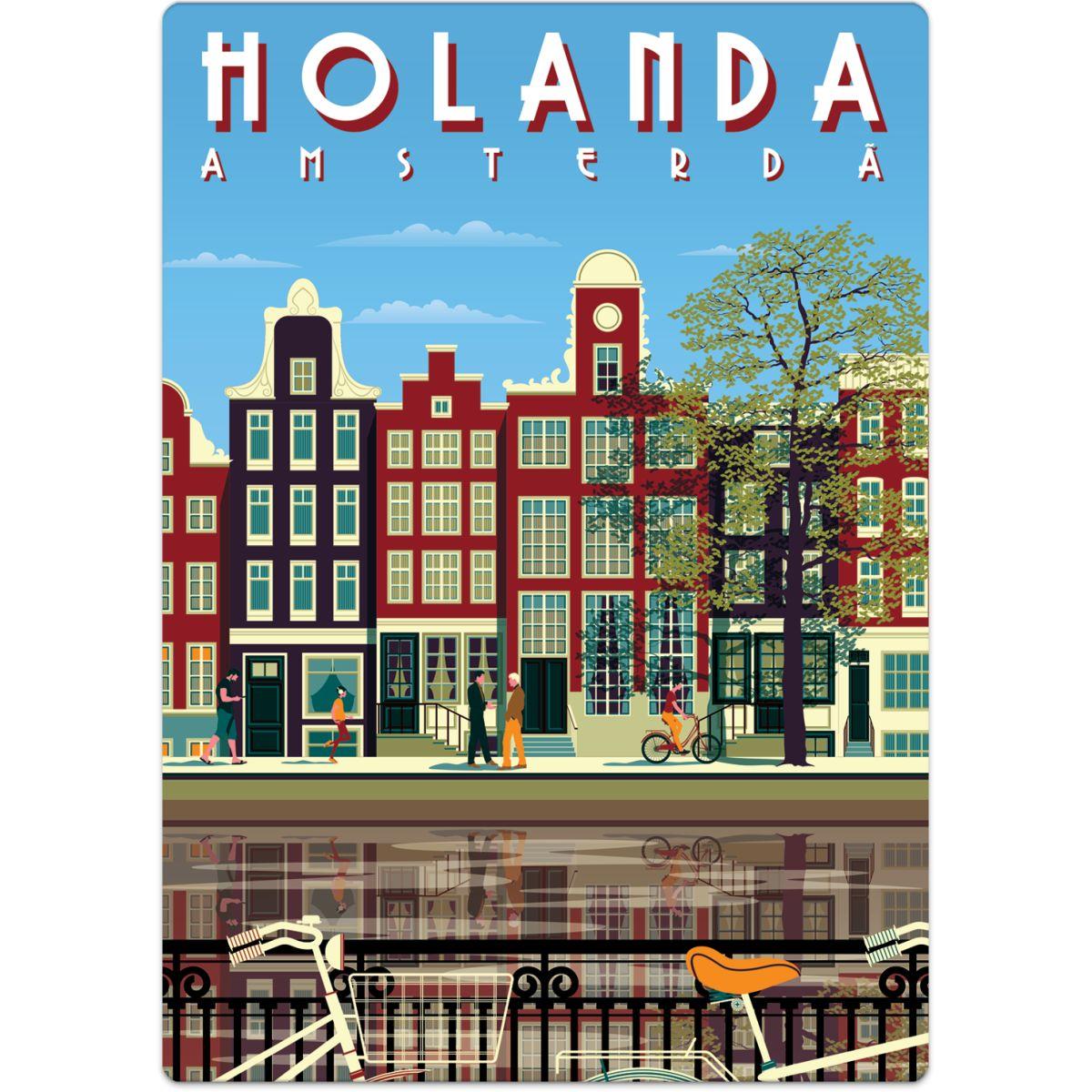 Postais Mundo Holanda
