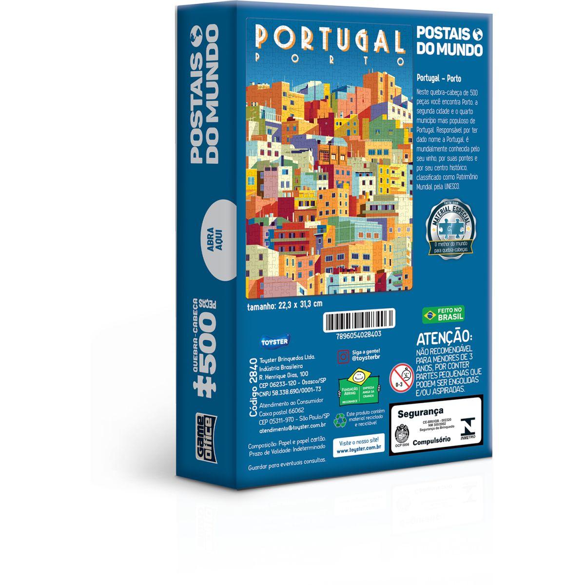 Postais Mundo Portugal