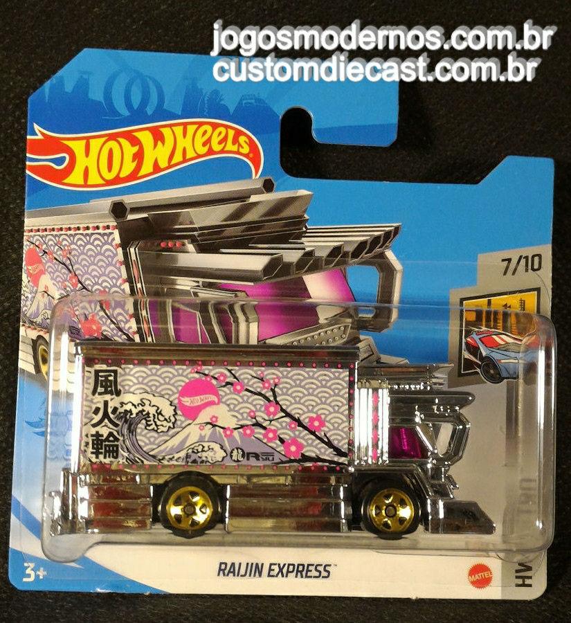 Raijin Express