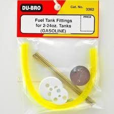 Reparo Dubro Para Tanque de Combustível CAPeFIT32 2-24oz