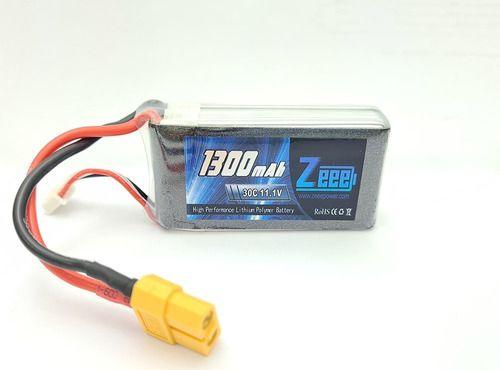 Bateria Lipo Zeee Power 1300mah 11.1v 3s 30c