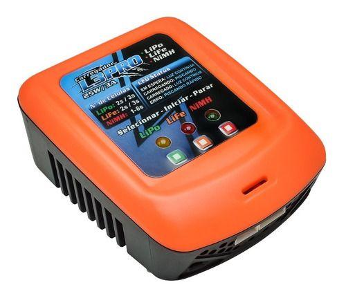 Carregador E Balanceador De Bateria L3pro 3a Lipo Nimh Life