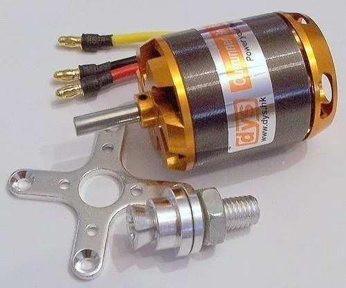 Motor Brushless DYS 3548/4 1100kv